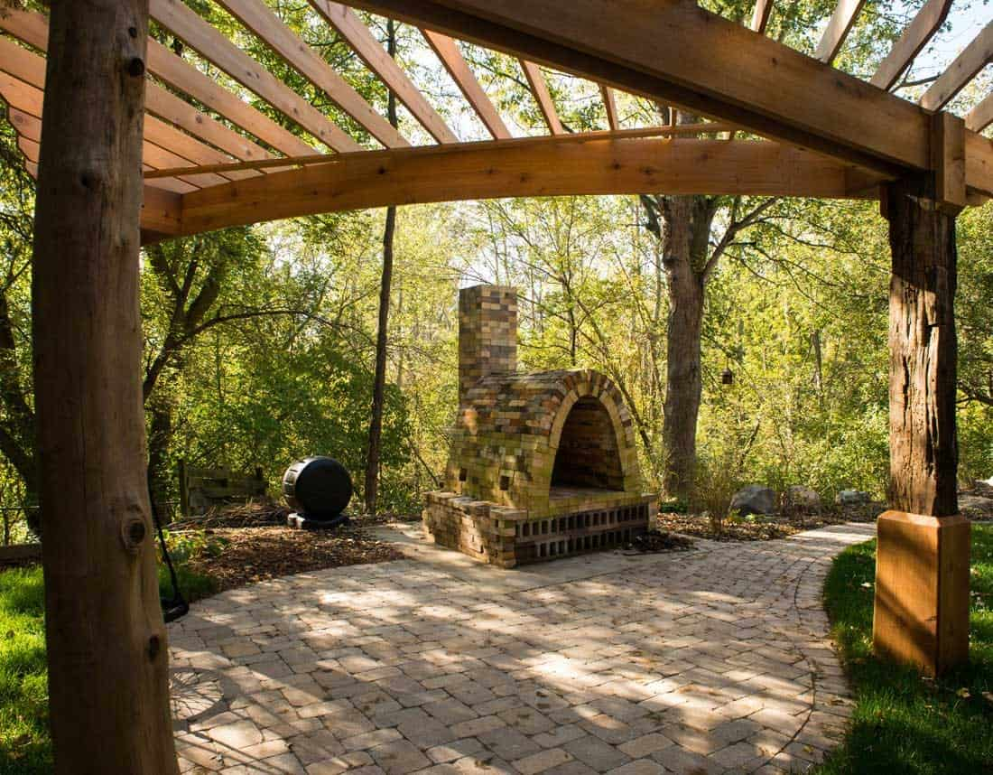 Lotus Gardenscapes -- A Potter's Playground -- Kiln and Woods -- Stone, Wood