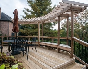 lotus gardenscapes, ann arbor pergola,pergola,landscaping,custom woodwork,arbor,outdoor room